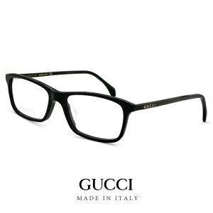 GUCCI グッチ メガネ gg0701oj 001 メンズ レディース ユニセックスモデル 眼鏡 [ 度付き,ダテ眼鏡,クリアサングラス,老眼鏡 として対応可能 ] ウェリントン 型 フレーム 黒縁 黒ぶち アジアンフィ
