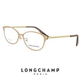 ロンシャン レディース メガネ lo2503j 723 longchamp 眼鏡 ジャパンフィットモデル [ 度付き,ダテ眼鏡,クリアサングラス,老眼鏡 として対応可能 ] メタル 軽量 オーバル キャットアイ