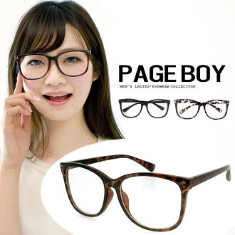 ☆ ☆ ☆ Nagaoka glasses Arale-Chan glasses pageboy py2442 ITA glasses mens & Womens unisex model ITA glasses cheap big frame PAGE BOY glasses
