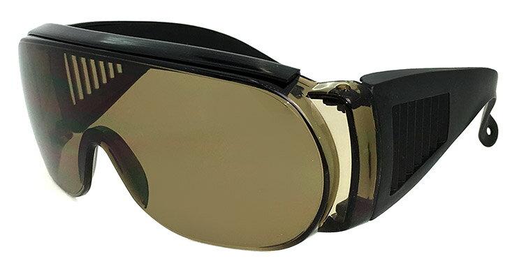☆☆☆ オーバーグラス サングラス [ メガネ の上から着用可能 ] メンズ レディース サイドガード 花粉 防塵 にも オススメ zo7106-2