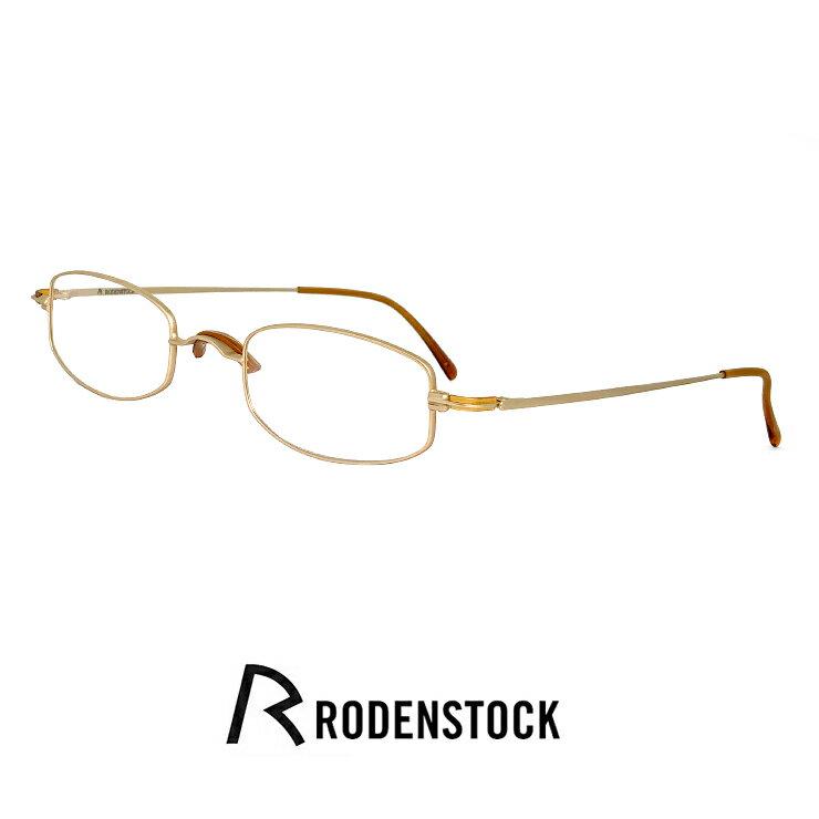 ローデン ストック 眼鏡 ( めがね ) RODEN STOCK R4526 ( A ) [ 度付き・伊達メガネ・クリアサングラス・老眼鏡として 対応可能な UVカット レンズ 付き ]