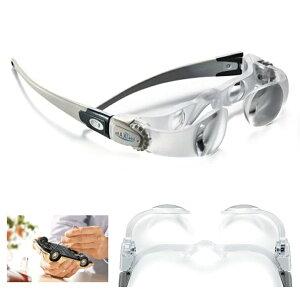 メガネ型 ルーペ 手元用 拡大鏡 MAX Detail マックスディティール フェイスリフト エッシェンバッハ ESCHENBACH ハンズフリー ドイツ製