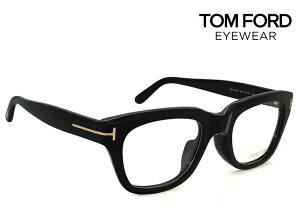 トムフォード メガネ アジアンフィット TF-5178f 001 tf5178f TOM FORD 眼鏡 黒ぶち [ 度付き,ダテ眼鏡,クリアサングラス,老眼鏡 として対応可能 ] tomford ウェリントン メンズ 黒縁