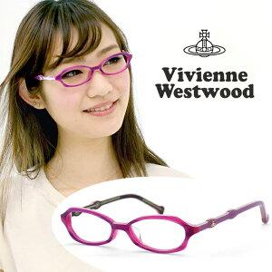 ヴィヴィアン ウエストウッド 眼鏡 (メガネ) Vivienne Westwood vw7044 (pk) vw-7044 [ 度付き・伊達メガネ・クリアサングラス・老眼鏡として 対応可能な UVカット レンズ 付き ] レディース 女性用