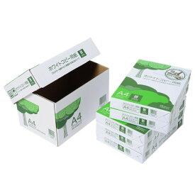 APP【高白色】A4コピー用紙 2,500枚入り(500枚*5セット)※環境に配慮し、無地のパッケージでお送り致します。中身は変わりません。