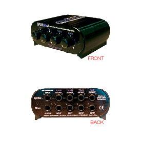 ART SPLIT MIX 4 安心の国内正規品! ステレオ4ch パッシブ仕様ミキサー/スプリッター