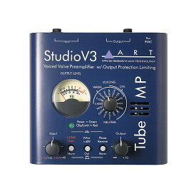 ART TUBE MP STUDIO V3 安心の国内正規品! 真空管マイクプリ