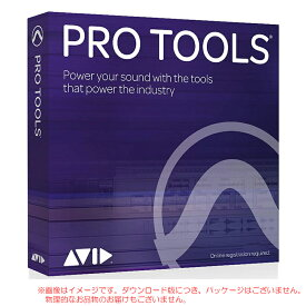 Pro Tools 永続版 AVID Pro Tools Perpetual License NEW 9935-71826-00【M204920】