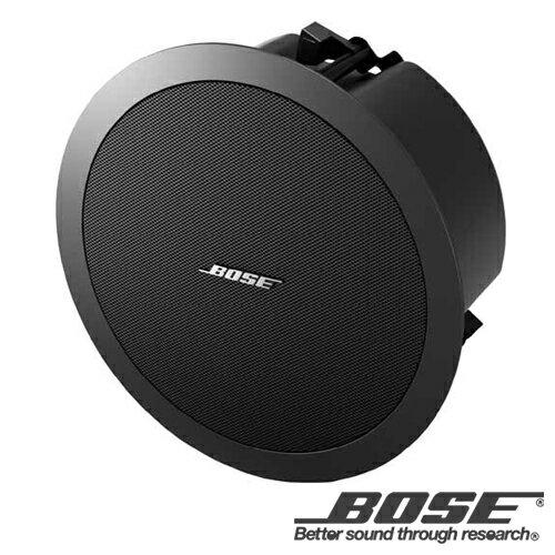 BOSE DS40FB-8OHM ブラック 1本単品 日本正規品!天井埋め込み型スピーカー ローインピーダンスモデル