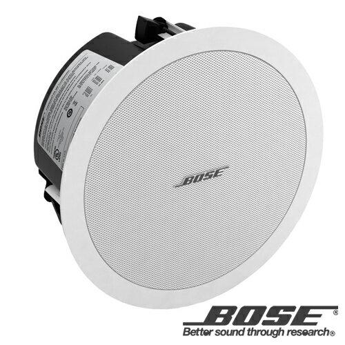 BOSE DS40FW-8OHM ホワイト 1本単品 日本正規品!天井埋め込み型スピーカー ローインピーダンスモデル
