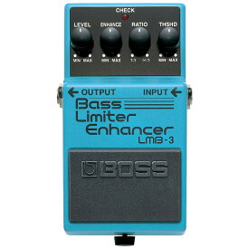 BOSS LMB-3 BASS LIMITER ENHANCER ベースリミッター