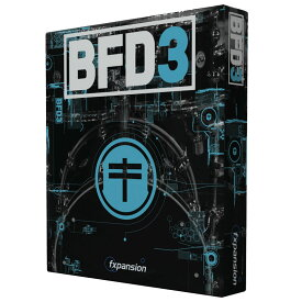 FXPANSION BFD3 SPECIAL ダウンロード版 安心の日本正規品!