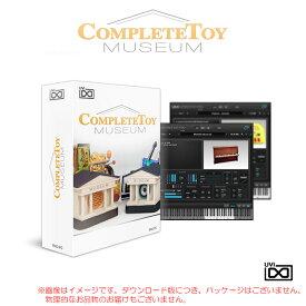 UVI COMPLETE TOY MUSEUM ダウンロード版 在庫限りの限定特価!安心の日本正規品!