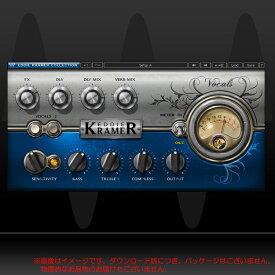 WAVES EDDIE KRAMER VOCAL CHANNEL ダウンロード版 在庫限りの限定特価!安心の日本正規品!