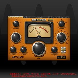 WAVES H-COMP HYBRID COMPRESSOR ダウンロード版 在庫限りの限定品!安心の日本正規品!