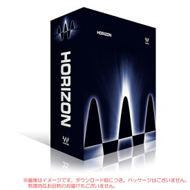 WAVES HORIZON ダウンロード版 【メール納品なので最短即日納品!】