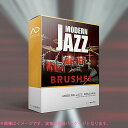XLNAUDIO 拡張パック MODERN JAZZ BRUSHES ADpak ダウンロード版 安心の日本正規品!ADDICTIVE DRUMS 2