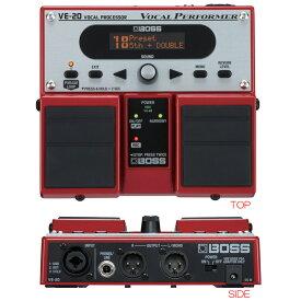 BOSS VE-20 ボーカルマルチエフェクター