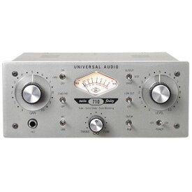 UNIVERSAL AUDIO 710 Twin-Finity 安心の日本正規品!代引き手数料無料!Single Channel Mic Pre/DI