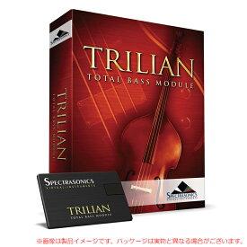 SPECTRASONICS TRILIAN USB版 【限定特価品!在庫限り】安心の日本正規品!