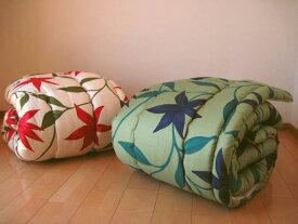 日本製 送料無料 !こたつ布団 正方形 「 シビラ フローレス 」185×185cm)