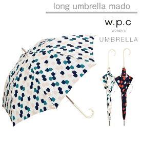 傘 レディース w.p.c 雨傘 マド window 晴雨兼用 窓 かわいい おしゃれ 人気 プレゼント wpc ワールドパーティー 【あす楽対応】