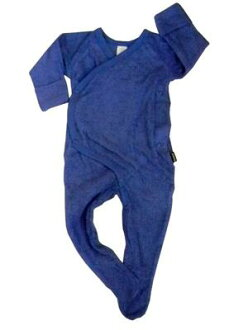 """bc070648c all for baby mom and Daddy: Australia issued BONDS (bonds) 0 months-18  months import """"Wondersuit"""" kids clothes blue 