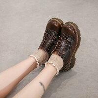 【サイズ有22.5/23.0/23.5/24.0/24.5//25.0】スニーカー大きいサイズ可愛いパンプスロリータシューズお嬢様ロリータ靴ロリータメイド靴女の子ブラックブラウンレディースファッションdi952ze