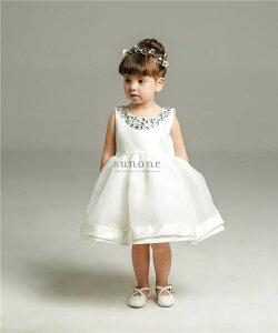 ベビードレス セレモニードレス ベビー 赤ちゃん 出産祝い お宮参り 女の子ドレス 入園式 結婚式 七五三 子ども服 パーティードレス