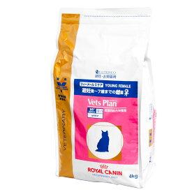 ロイヤルカナン猫用ベッツプランフィーメールケア4kg(2袋セット)  /【準療法食】