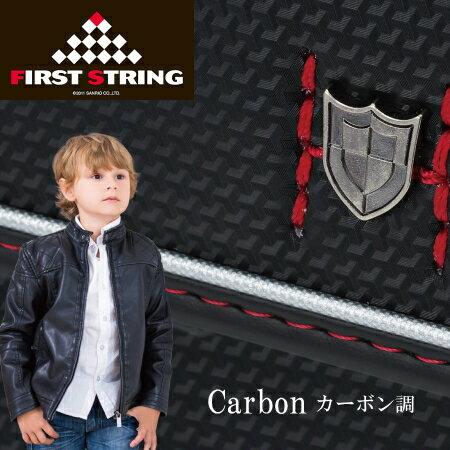 ランドセル 男の子 2019年 フィットちゃん FIRST STRINGカーボン調ランドセル かっこいい サンポケット サンリオランドセル 人気