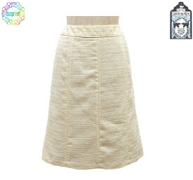 【SHOO・LA・RUE】スカート レディース ベージュ M シューラルー S188 台形スカート【OUTLET】【あす楽対応】ワールド* BOTTOMS
