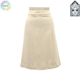 【SHOO・LA・RUE】スカート レディース ベージュ S M L シューラルー S187 台形スカート【OUTLET】【あす楽対応】ワールド* BOTTOMS