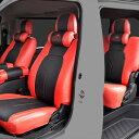 ハイエース 200系 シートカバー S-GL ツートン 運転席 助手席 後部座席セット HELIOS