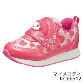 【ポイント5倍】【あす楽】【在庫限り】サンリオキャラクター P071 マイメロディ KC6651 トドラー・ジュニア(15.0〜19.0cm/2E) 靴 アサヒシューズ ss