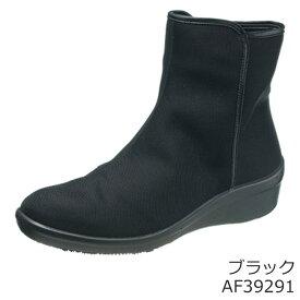 【即納】トップドライ TDY39-29(A) ブラック AF39291 レインアサヒシューズ レディース 婦人靴 (22.0〜25.0cm/3E)防水ゴアテックス ショートブーツ