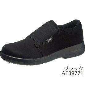 【30%OFFクーポン付】【Halloween30】【在庫限り】アサヒシューズ トップドライ TDY39-77 ブラック AF39771 レディース 婦人靴 (22.0〜25.0cm/3E) アサヒ靴 防水・高い透湿性