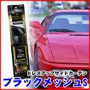 ドレスアップ サイドカーテン ブラックメッシュS REMIX レミックス ESC-55S 軽自動車〜ミニバンまで幅広く対応
