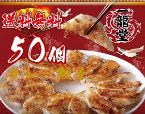 急上昇 国産豚肉 カレー餃子 冷凍餃子 50個 送料無料 業務用 おかず ビール sale 工場直売