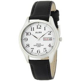 【アルバ】ALBA 腕時計 ソーラー ハードレックス 日常生活用強化防水 ペア AEFD543 メンズ