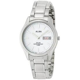 [アルバ]ALBA 腕時計 ソーラー ハードレックス 日常生活用強化防水(10気圧) ペア AEFD541 メンズ