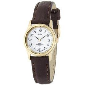 [アルバ]ALBA 腕時計 ソーラー ハードレックス 日常生活用強化防水(10気圧) ペア AEGD544 レディース