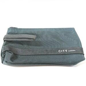 【送料無料】CITY CASUAL 眼鏡用ケース グレー【メガネケース】