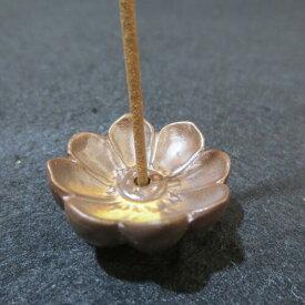 小さいインセンスホルダー お香立て 陶器 おしゃれ 線香立て 線香差し お香皿 線香ホルダー 差し込み式 送料無料