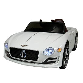 乗用カー 電動乗用カー 充電式 ベントレー EXP12 正規ライセンス 乗用玩具 簡単操作 3〜8歳対象 子供 プレゼント