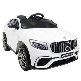 電動乗用カー メルセデスベンツ AMG GLC 63S プロポ付き 乗用玩具 RC ラジコン 正規ライセンス お子様 プレゼント