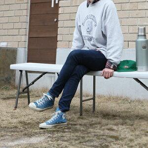 アウトドアチェア 幅183cm 椅子 長椅子 ベンチ 折りたたみ 長椅子 レジャー アウトドア BBQ イス 屋外 キャンプ ピクニック バーベキュー