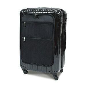 スーツケース 63L 4〜7泊用 LMサイズ TSAロック 4輪スムーズ走行