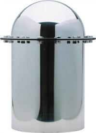 18-8ステンレス 「タイムカプセルCAPSULE TYPE Mタテ型30.0 L」 日本製