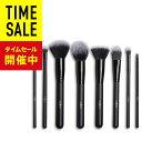 メイクブラシ 8本セット 化粧筆 フェイスブラシ 高級タクロン 専用ポーチ付 sl01